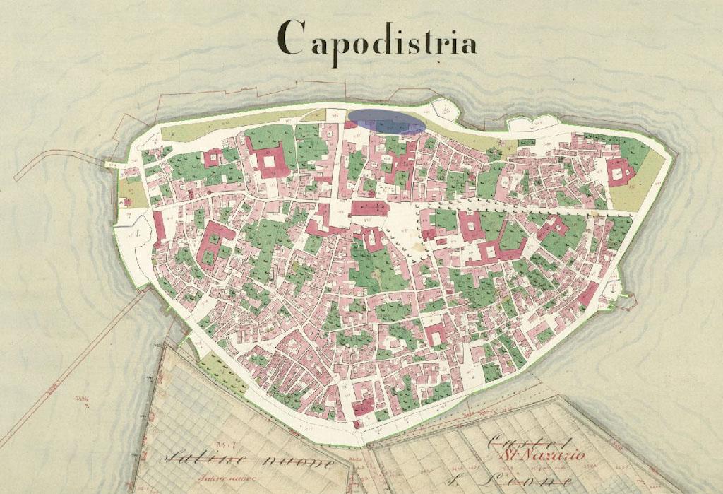 Image result for franciscejski kataster koper