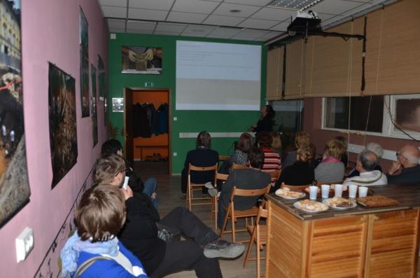 Predavanje o arheologiji