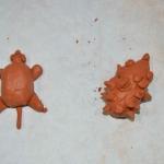 Arheološka izkustvena delavnica - ustvarjanje z glino