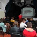 Usposabljanje animatorjev za vodenje izkustvenih delavnic na Ajdovskem gradcu