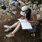Arheološke raziskave na kaštelirju Ključ pri Hrastovljah