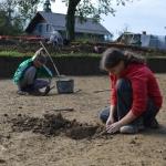 Arheološka izkopavanja na Vačah