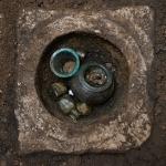 Rimska pepelnica, Severno Emonsko grobišče