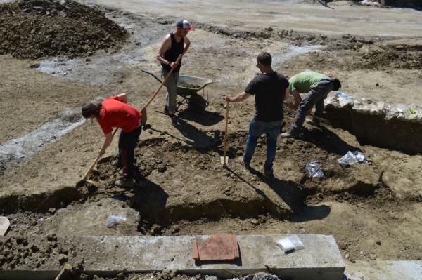 Arheološke raziskave Zagorje ob Savi