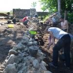 Arheološke raziskave na Ančnikovem gradišču pri Jurišni vasi