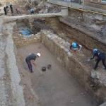 Arheološka izkopavanja na Slovenski cesti