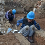 Cardo maximus in Arheološka izkopavanja na Slovenski cesti