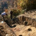 Arheološke raziskave na Brecljevem hribu