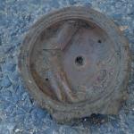 Slika 12: Oljenke najdene na Slovenski cesti so nekaj posebnega, tiste z uprizoritvijo gladiatorskih bojev so bile do zdaj v Emoni silno redke.