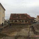 Izkopavanja na Vojašniškem trgu (foto: I. Roš).