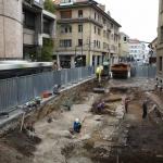 Arheološke raziskave na Slovenski cesti