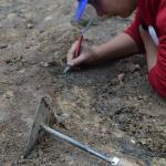 Arheološka izkopavanja na slovenski esti